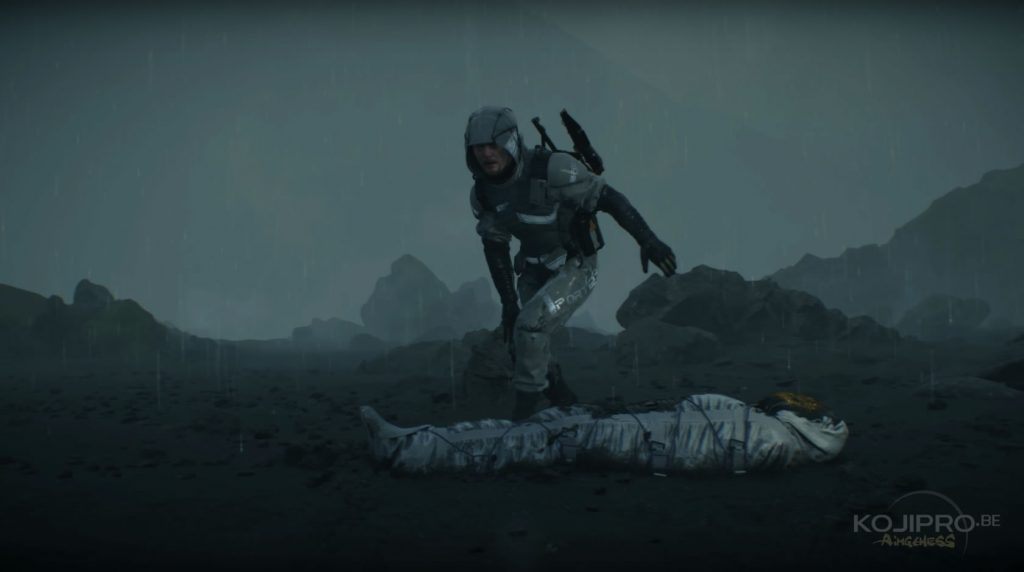 Trailer de Death Stranding – The Game Awards 2017 (07/12/2017)