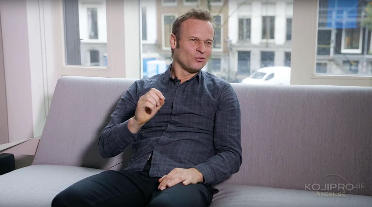 Hermen Hulst, directeur manager chez Guerrilla Games