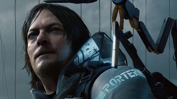 Norman Reedus dans le troisième trailer de Death Stranding   The Game Awards 2017