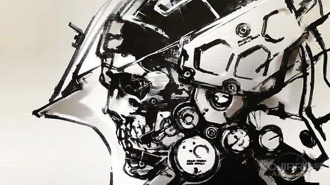 Illustration de Ludens par Yoji Shinkawa