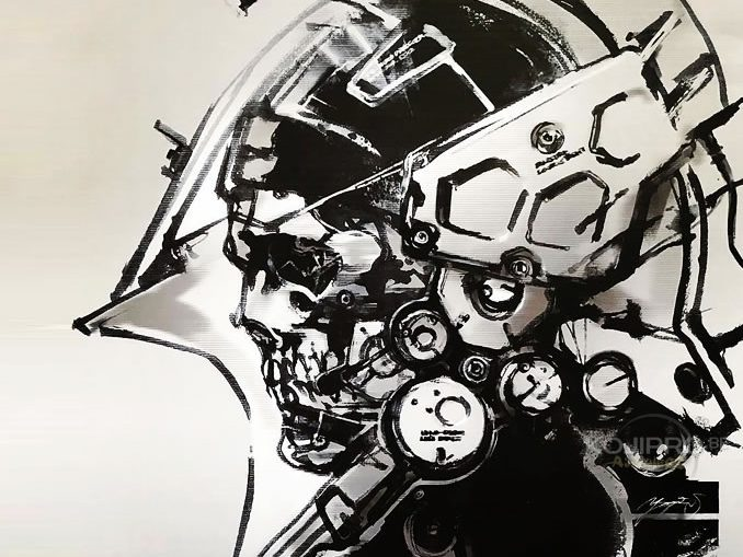 Illustration de Ludens par Yoji Shinkawa