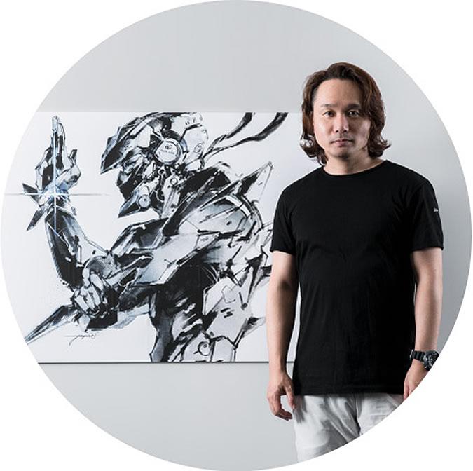 Yoji Shinkawa et son illustration inédite pour Seiko