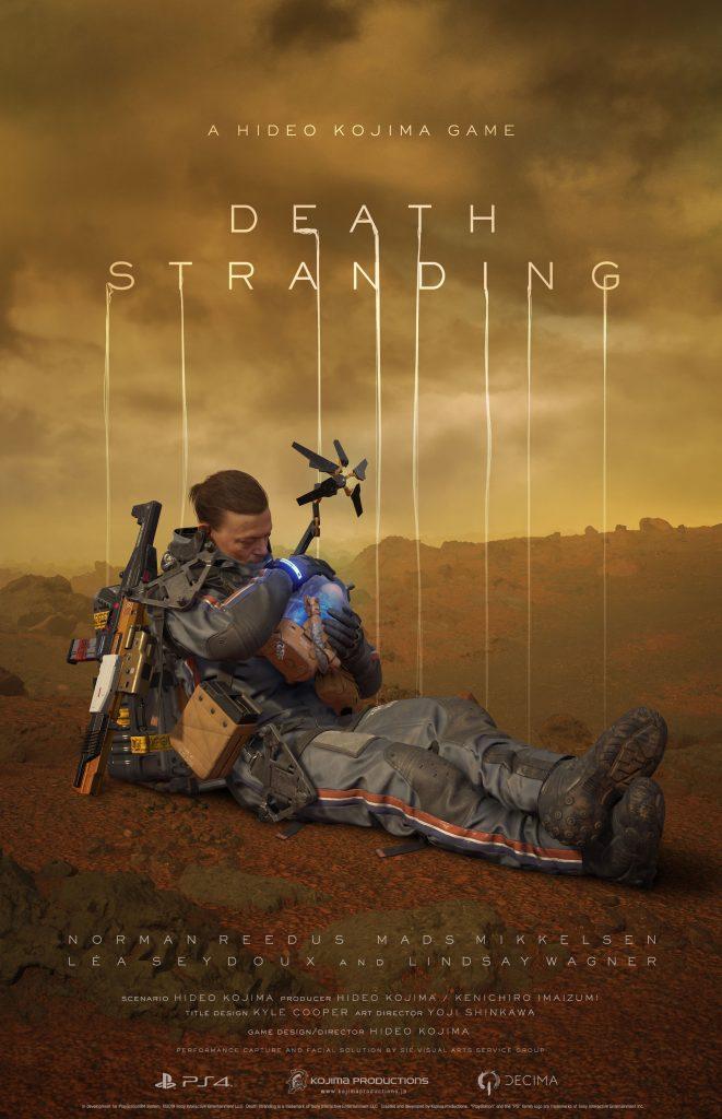 Affiche de Death Stranding – E3 2018 (11/06/2018)