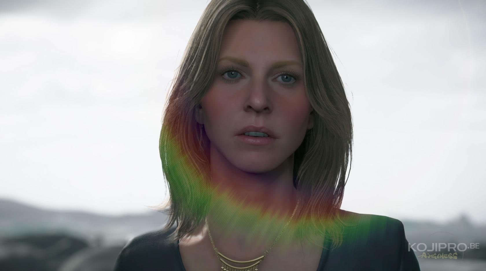 Lindsay Wagner dans le quatrième trailer de Death Stranding | E3 2018
