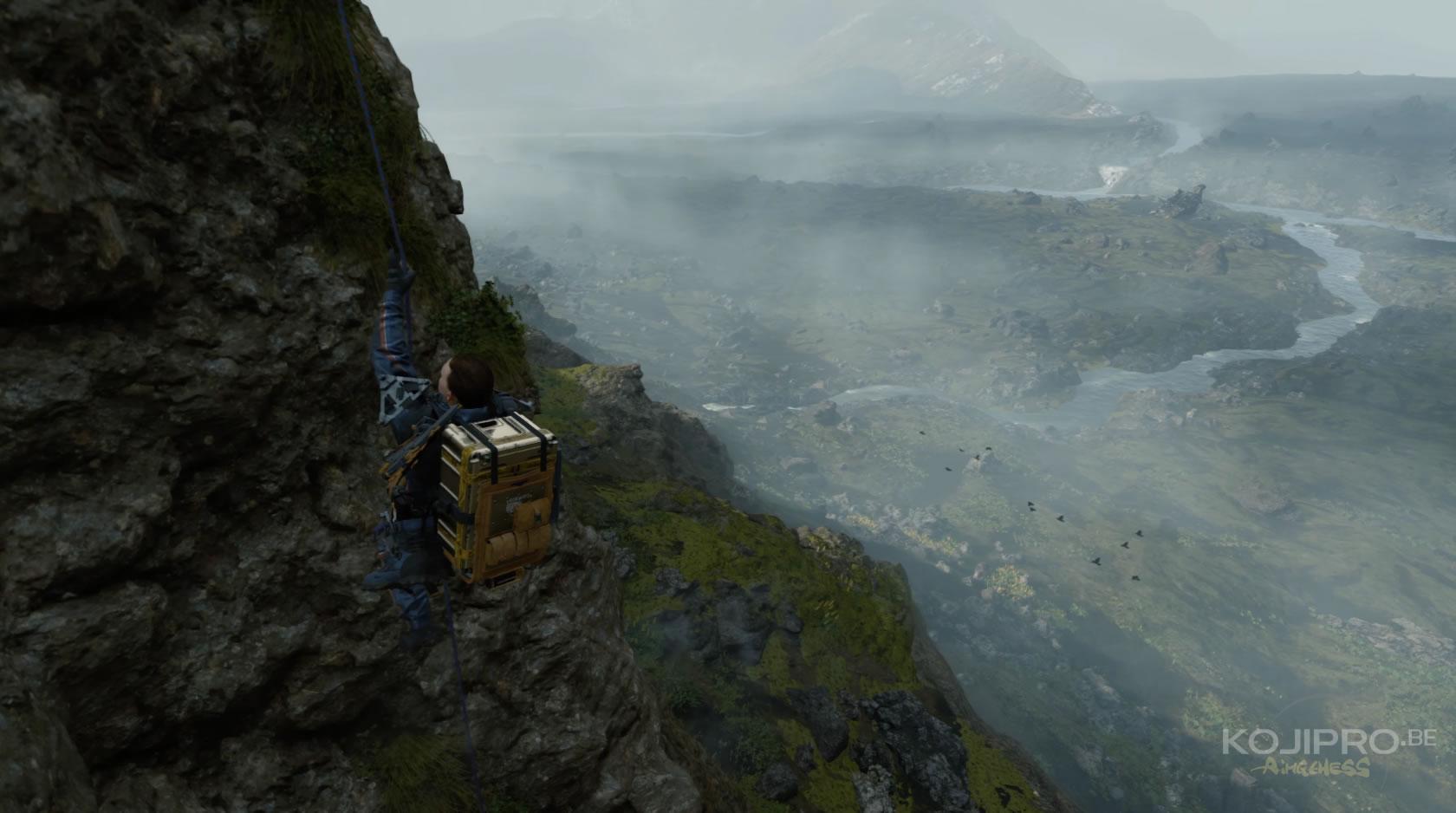 Norman Reedus dans le quatrième trailer de Death Stranding | E3 2018