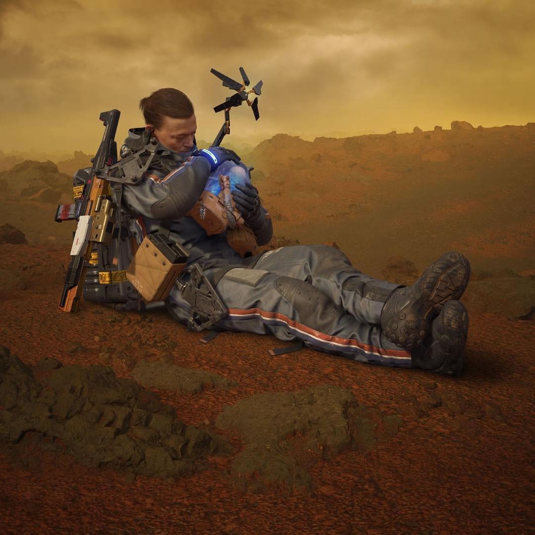 Norman Reedus dans Death Stranding | E3 2018