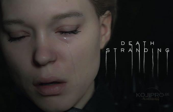 Léa Seydoux dans le quatrième trailer de Death Stranding | E3 2018