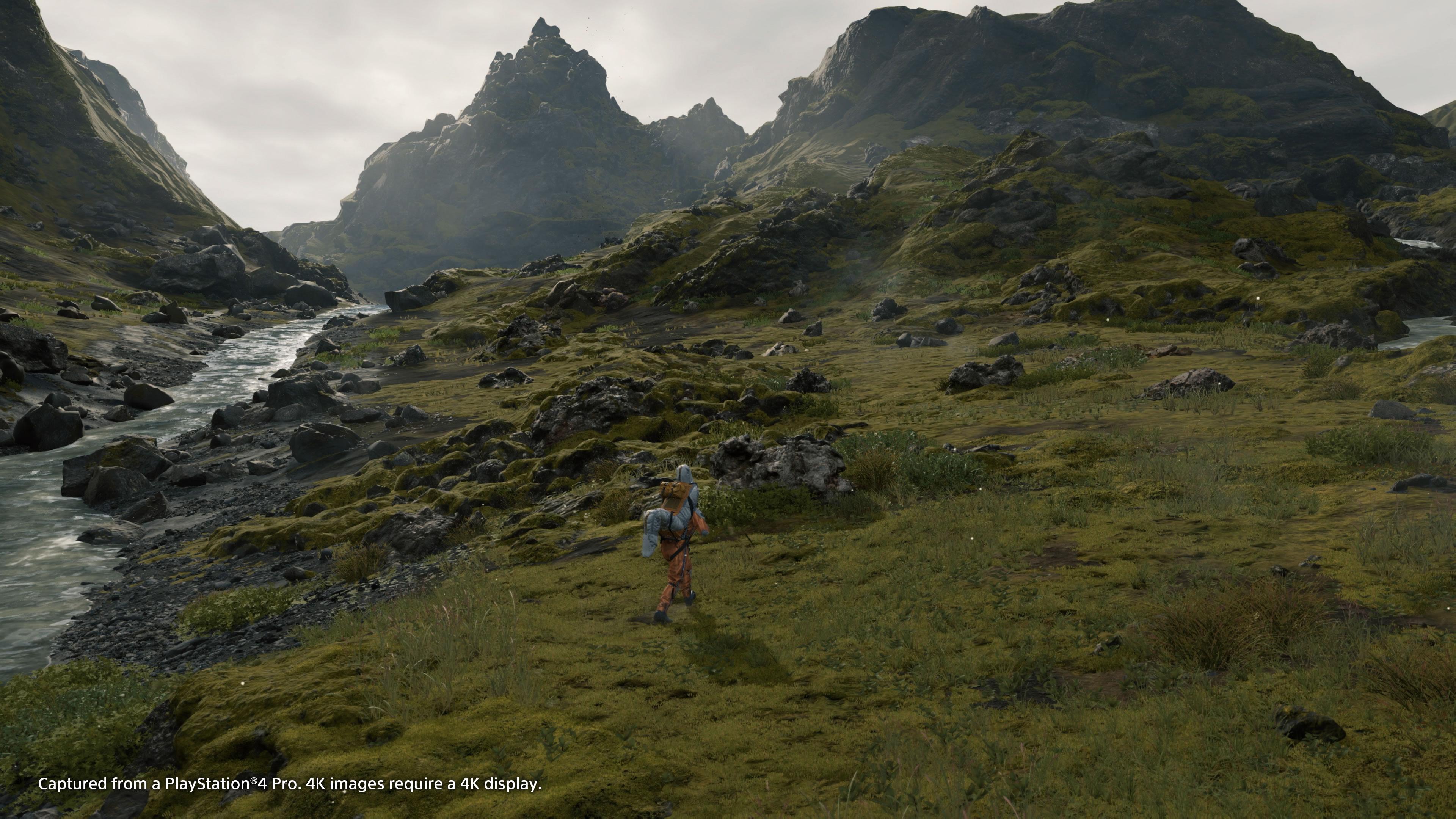 Death Stranding s'offre un nouveau trailer avec du gameplay, Léa Seydoux et Lindsay Wagner