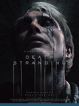 Affiche de Death Stranding – Mads Mikkelsen