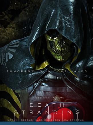Affiche de Death Stranding – Troy Baker