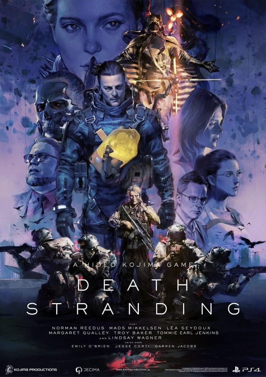 Hideo Kojima à propos de Death Stranding : «L'idée, c'est de se soucier des autres»