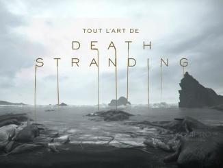 Une version française pour l'artbook de Death Stranding