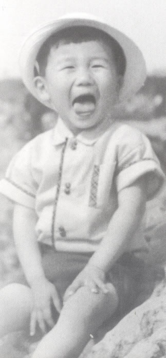 Hideo Kojima enfant