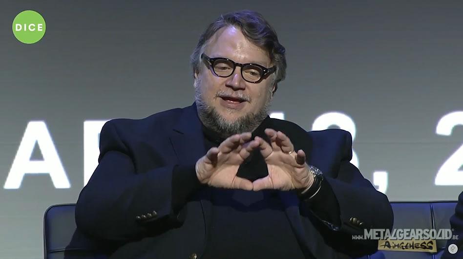 Guillermo del Toro (D.I.C.E. 2016)