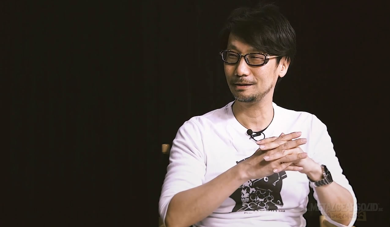 Hideo Kojima (HideoTube 02)