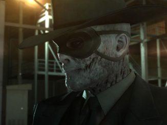 Skull Face dans Metal Gear Solid V : The Phantom Pain (2015)