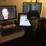 « Nous avons fait des facial scans. Hideo Kojima rencontre Cyber-HK ! » - Mark Cerny