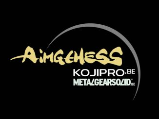 Aimgehess - KojiPro.be - MetalGearSolid.be