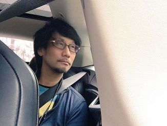 Hideo Kojima, le 26 janvier 2016