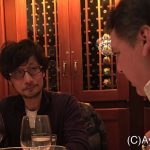 « Messieurs Hideo Kojima et Shawn Layden. » - Ayako Terashima
