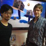 « Découverte des outils de créations de personnages chez Media Molecule avec Hideo Kojima.  » - Mark Cerny