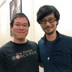« Reunion! Monsieur Takehana de Quantic Dream qui a travaillé avec Hideo Kojima sur MGS4.  » - Ayako Terashima