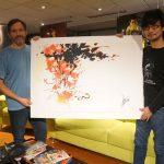 « Avec les gars de Sucker Punch. Merci beaucoup. » - Hideo Kojima