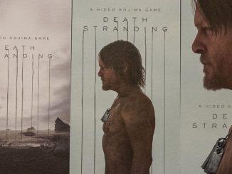 Affiches de Death Stranding - Kojima Productions