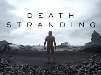 Norman Reedus dans Death Stranding | Trailer #01, juin 2016