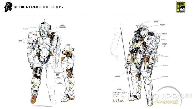 Artwork de Ludens par Yoji Shinkawa