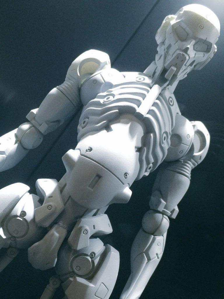 Figurine originale par Yoji Shinkawa