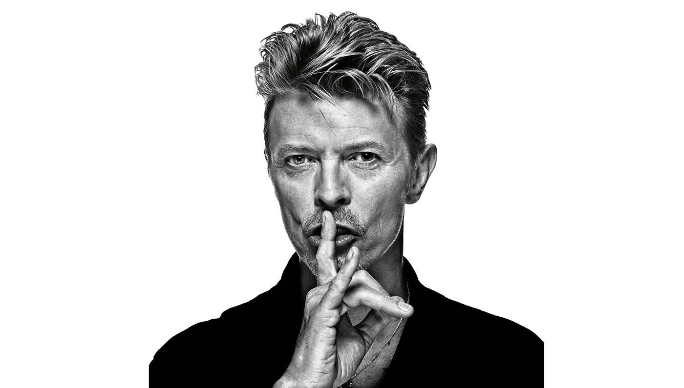 David Bowie (photo : Gavin Evans)