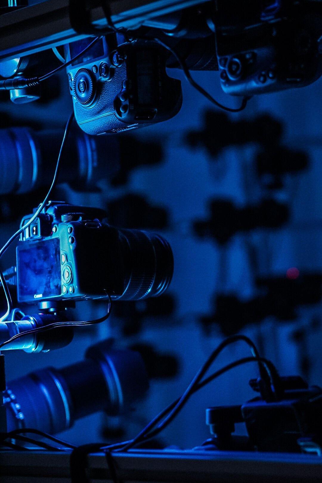 Kojima Productions – 3D scanning session (20 août 2016)