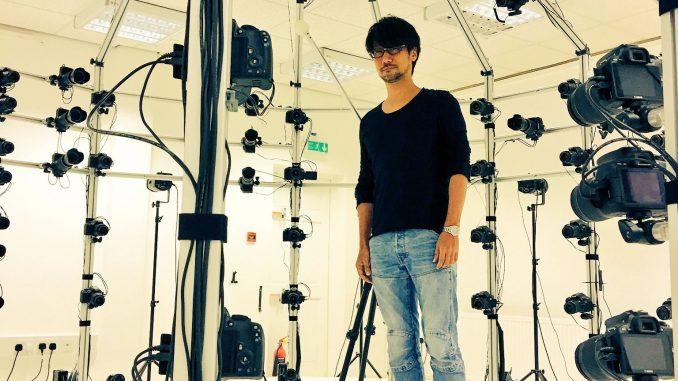 « Hideo Kojima, aujourd'hui. » - Ayako Terashima (21 août 2016)
