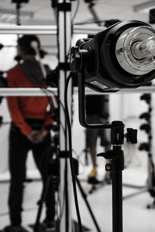 Kojima Productions – 3D scanning session (21 août 2016)