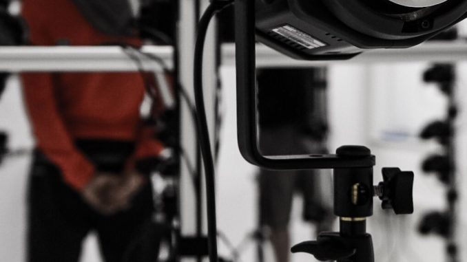 Kojima Productions - 3D scanning session (21 août 2016)