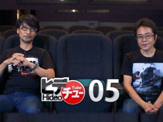 Hideo Kojima et Kenji Yano | HideoTube #5, le 29 juillet 2016