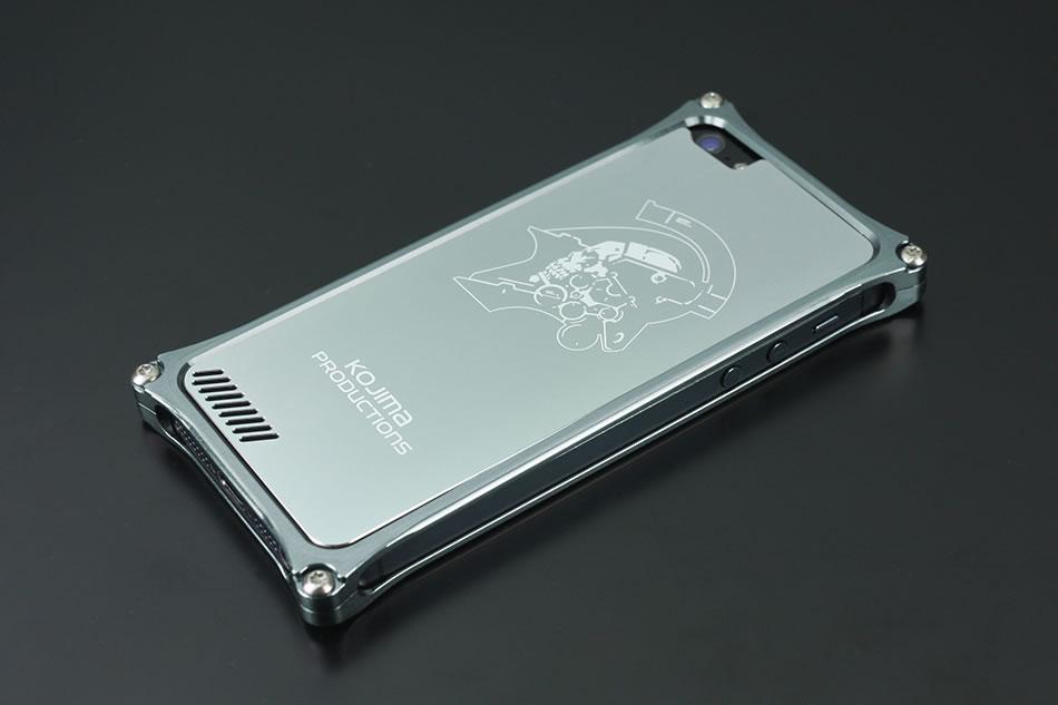 Coque iPhone SE/5s/5 GildDesign Kojima Productions