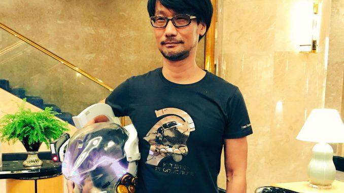« Hideo Kojima, aujourd'hui. » – Ayako Terashima, le 18 septembre 2016