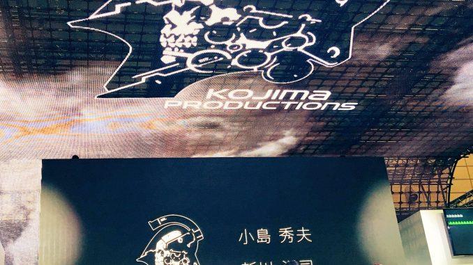 Stand de Sony au Tokyo Game Show, le 18 septembre 2016