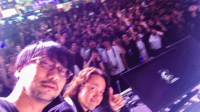 « Merci beaucoup ! » – Hideo Kojima, le 18 septembre 2016