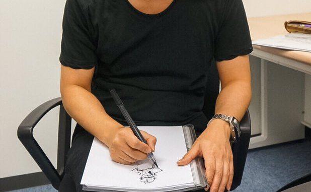 Premier bureau de Kojima Productions - Décembre 2015