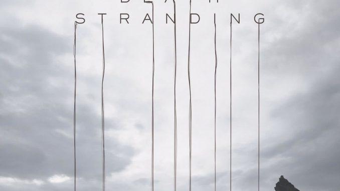 Affiche de Death Stranding (juin 2016)