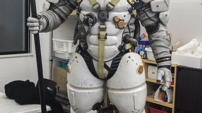 La statuette de Ludens par Prime 1 Studio (30 novembre 2016)