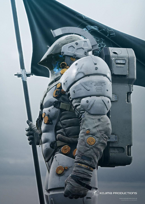 Ludens, la mascotte de Kojima Productions