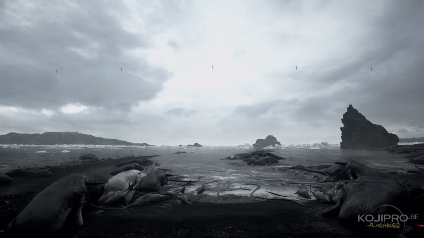 Trailer de Death Stranding – E3 2016 (14/06/2016)