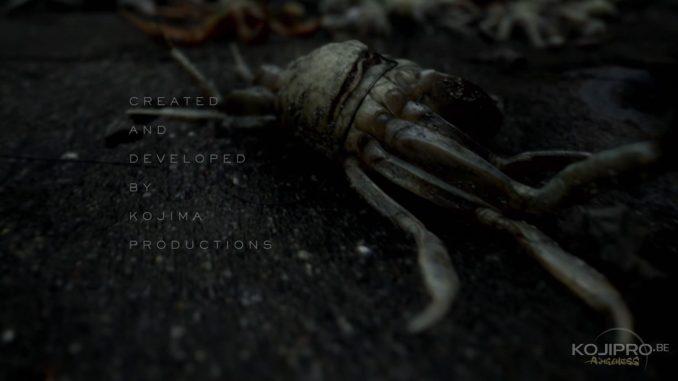 Des carcasses de crabes accueillent le spectateur (Trailer #1)