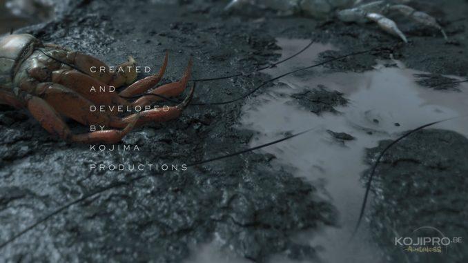 Des carcasses de crabes accueillent le spectateur (Trailer #2)
