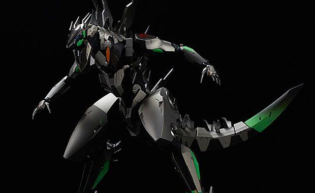 Une date, des photos et un prix pour la figurine Godzilla X Evangelion de Yoji Shinkawa et de Sentinel