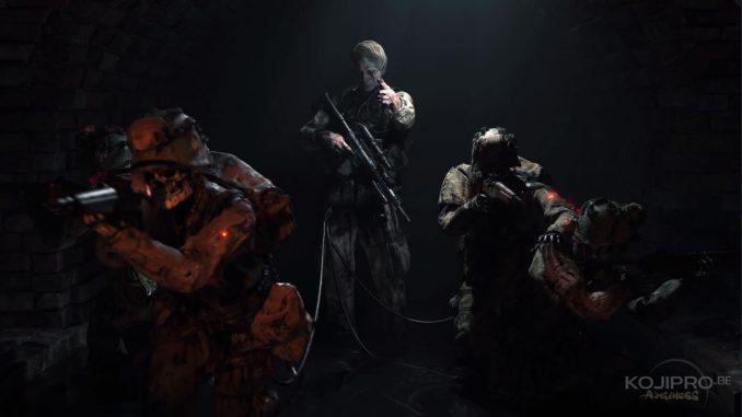Trailer de Death Stranding – The Game Awards 2016 (1er décembre)